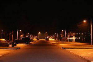 Veřejné osvětlení, Legionářská, Olomouc