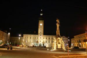 Osvětlení náměstí, Litovel