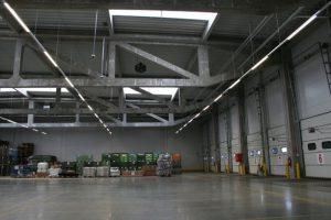 osvětlení skladových prostor Nový Jičín