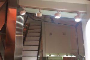 osvětlení kanceláří