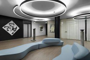 designové osvětlení ringo star